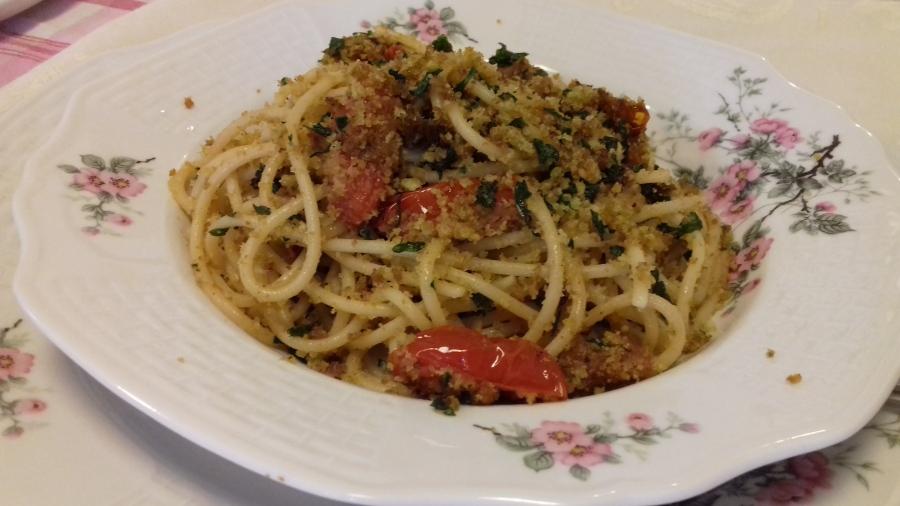 Aromātiskie un kraukšķīgiespageti