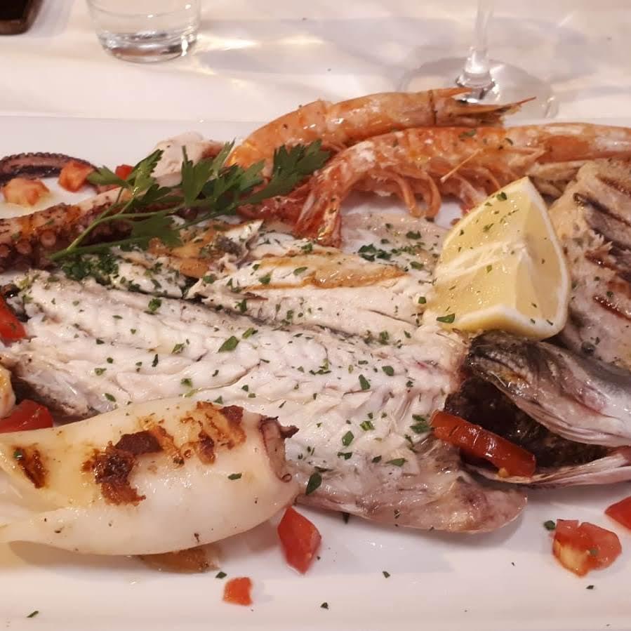 Pusdienas jūras velšu mīļotājiemLigūrijā!