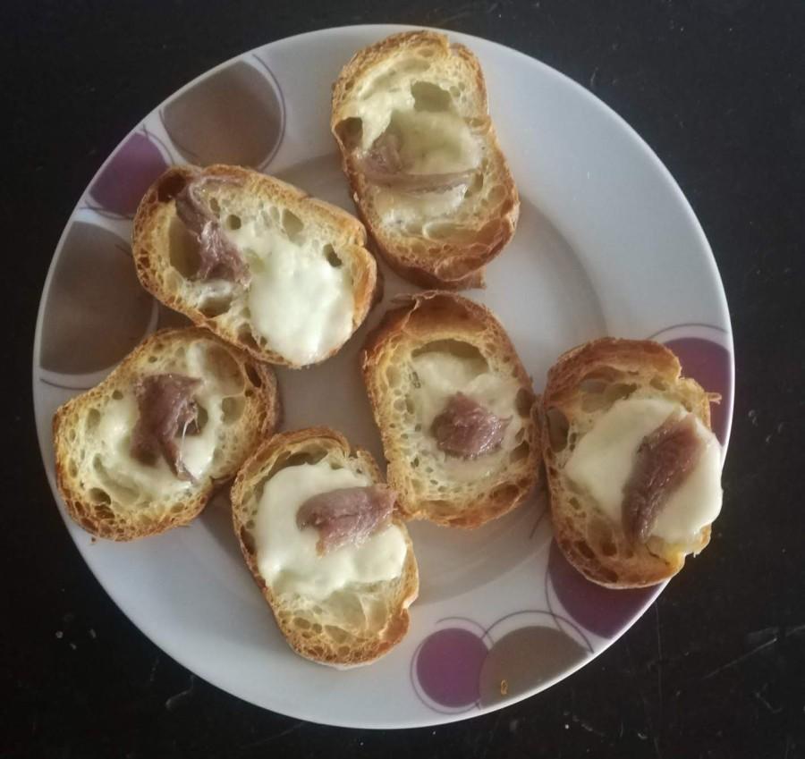 Mocarellas karstmaizītes