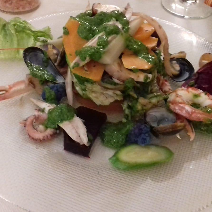 Jūras velšu salāti