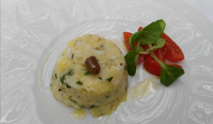 Jundīta menca ar kartupeļiem jebBrandacujun