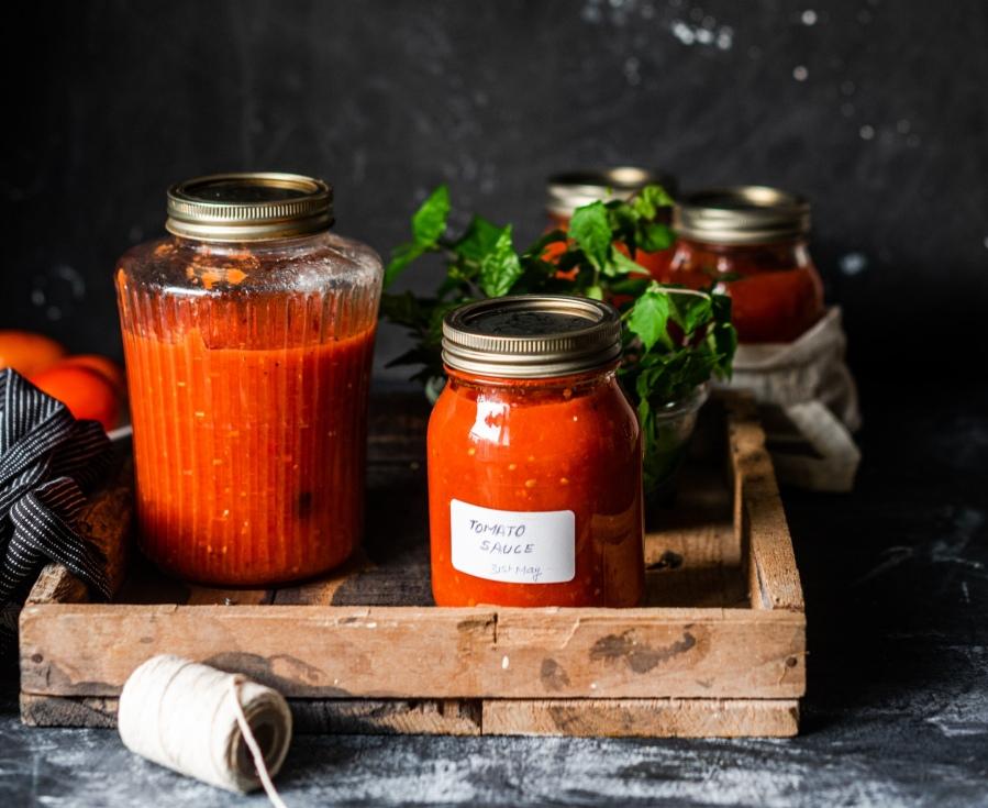 Itāļu tomātu mērce